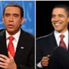 Fred Armisen and Barak Obama