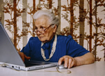 grandmother online