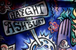 The Haight Ashbury section