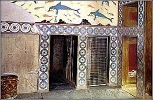 Queen's Room Knossos