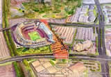 Proposed Santa Clara stadium